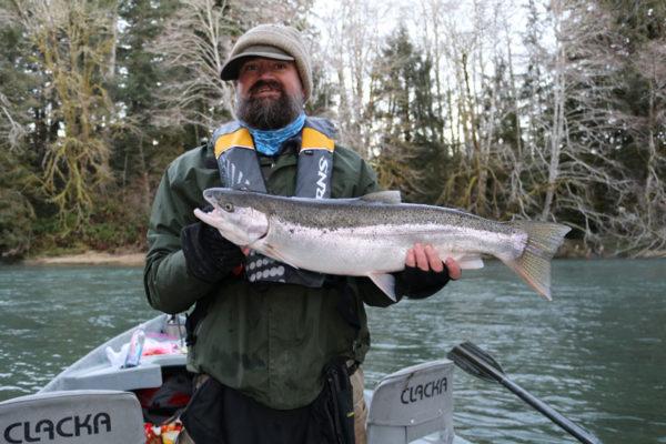 Steelhead Fishing